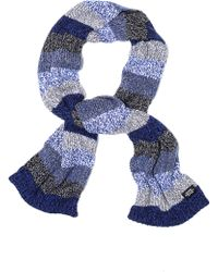 Jack Spade - Marled Multi Stripe Knit Scarf - Lyst