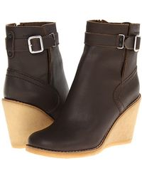 See By Chloé Wedge Boots - Lyst