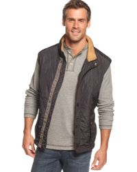 Tommy Bahama - Quilted Nylon Vest - Lyst
