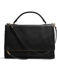 Coach The Urbane Bag in Pebbled Leather - Lyst
