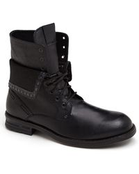 Guess Differ Plain Toe Boot - Lyst