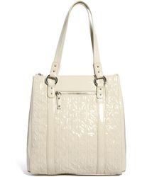 DKNY Active - Quilted Logo Tote Bag - Lyst