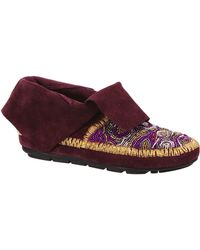 House of Harlow 1960 | Slippers / Moccasin - Mallory 3 | Lyst
