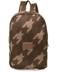 Marc By Marc Jacobs - Houndstooth Mesh Backpack - Lyst