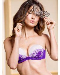 Victoria's Secret Plunge Multiway Strapless Bra  - Lyst