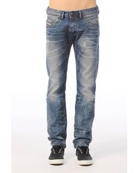 Diesel Regular - 00S4I Belther Trousers - Lyst