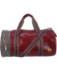 Fred Perry - Sports Bag - Lyst