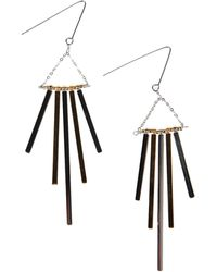 Gemma Redux Earrings - Lyst