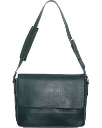 Marc By Marc Jacobs Leather Messenger Bag - Lyst