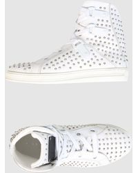 Rock & Republic Hightop Sneaker - Lyst