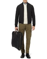 J.Crew - Leathertrimmed Nylon Suit Carrier - Lyst
