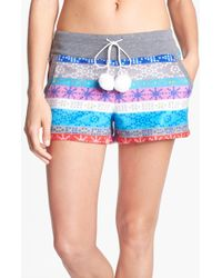 Kensie Chilled Out Boxer Shorts - Lyst