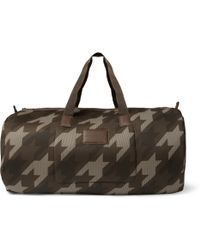 Marc By Marc Jacobs | Camouflage Houndstooth Padded Mesh Duffle Bag | Lyst