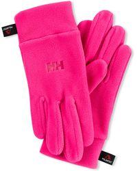 Helly Hansen - Fleece Gloves - Lyst