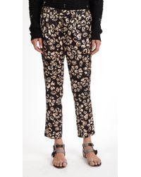 Thakoon Addition - Jewel Print Trousers - Lyst