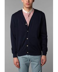 Urban Outfitters General Assembly Shaker Cardigan - Lyst