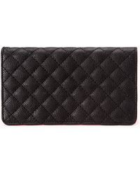 Forever 21 - Iconic Quilted Wallet - Lyst