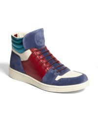 Gucci Noho Slipon High Top Sneaker - Lyst