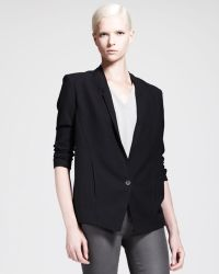 Helmut - Slouchy Singlebutton Suiting Jacket - Lyst