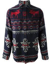 Polo Ralph Lauren Navajostyle Shirt - Lyst