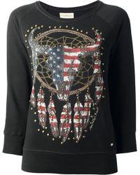 Ralph Lauren - Printed Sweatshirt - Lyst