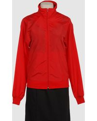 American Apparel Casual High-Neck Jacket - Lyst