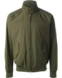 Baracuta 'G9' Harrington Jacket - Lyst