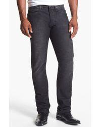 Lucky Brand 121 Heritage Slim Straight Leg Jeans - Lyst