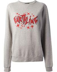 Lulu & Co | Earthling Printed Sweatshirt | Lyst