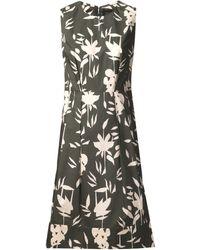 Marni Blossom Print Dress - Lyst