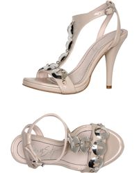 Miss Sixty Sandals - Lyst