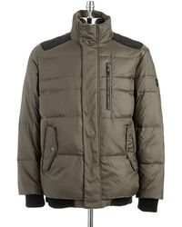 Tumi - Quilted Down Coat - Lyst