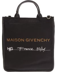 Givenchy Shopper Tote Bag - Lyst