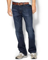 7 For All Mankind Austyn Relaxed Straight Jeans - Lyst