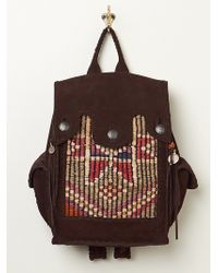 Free People Harlow Backpack - Lyst
