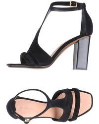 Celine High-Heeled Sandals - Lyst