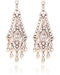 Simon Teakle - Art Deco Chandelier Earrings - Lyst