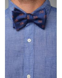 Urban Outfitters - Bike Icon Bowtie - Lyst