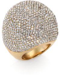 Michael Kors - Pavé Bubble Ring - Lyst
