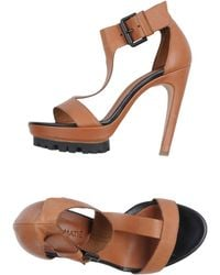 Vic Matie' Sandals - Lyst