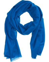 Barneys New York B Cashmere Scarf - Lyst