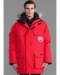 mens canada goose expedition parka review