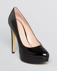 Enzo Angiolini - Platform Court Shoes Arlee High Heel - Lyst
