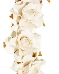 Stella McCartney - Rock N Rose Lilibeth Crown Headband - Lyst