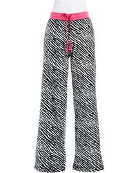 Steve Madden - Microfleece Patterned Pyjama Trousers - Lyst