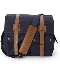 Forever 21 - Buckled Messenger Bag - Lyst