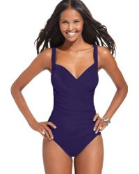 Miraclesuit One-Piece Swimsuit - Lyst