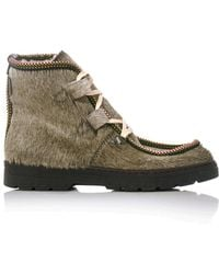 Penelope Chilvers - Ponyskin Impossible Boots - Lyst
