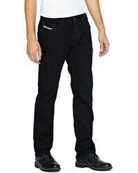 Diesel Regular Straight Mens Jeans - Lyst