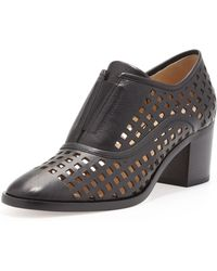 Reed Krakoff - Perforated Slip-On Oxford - Lyst
